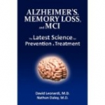 """Alzheimer's, Memory Loss and MCI"""